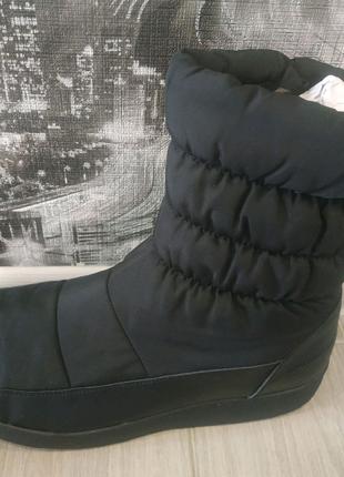 Фирменная ортопедическая зимняя обувь walkmaxx