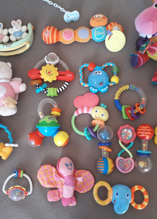 Игрушки для деток от 0 до 2 лет