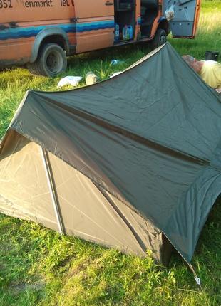 Палаткі Арміі Франції Двохмісна ооригінал олива Коет не Китайське