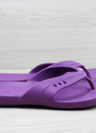 Шлепанцы / вьетнамки crocs оригинал, размеры 38 и 39