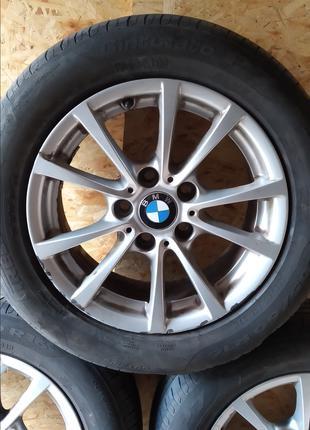 Диски титани з резиною BMW F30 F31 2012-2019 6796236