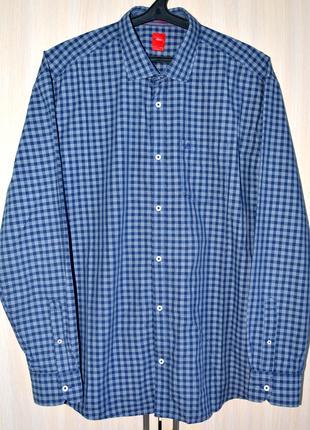 Рубашка S'OLIVER® original XL сток Y8-G8-3