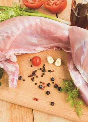Мясо кролика. Свежее эко-мясо!