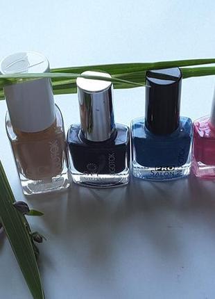 Набор лаков для ногтей  -  5 шт