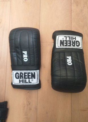 Перчатки Green Hill(бокс,мма,рукопашный бой)