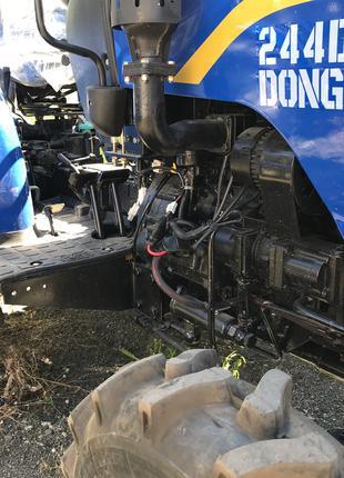 Сезонная распродажа минитракторов! DONGFENG DF244 DH! Доставка!