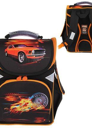 """Каркасный рюкзак для деток младшей школы ТМ """"GoPack"""""""