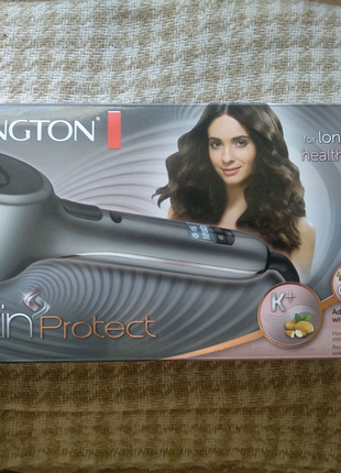 Машинка для завивки волос Remington CI8019 Keratin Protect