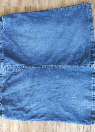 Джинсовая юбка для беременных германия c&a