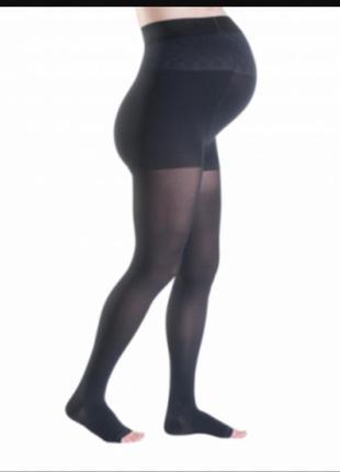 Компрессионные колготки для беременных sigvaris magic
