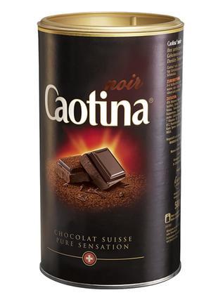 Caotina Noir какао, темный горячий шоколад 500g