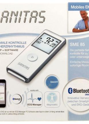 Электрокардиограф Sanitas SME 85 Bluetooth Германия