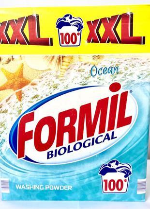 Стиральный порошок  Formil Biological 6,5 кг