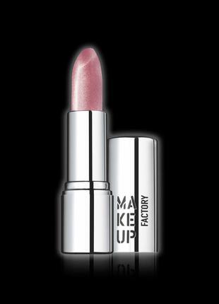 Помада для губ make up factory shimmer lip stick 16
