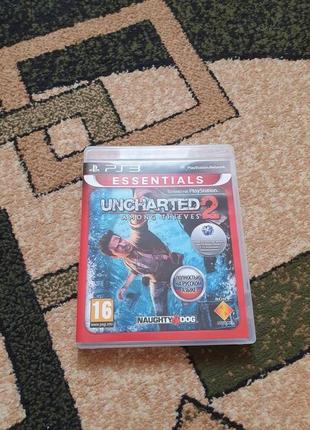 Игра Uncharted 2 (PS3)