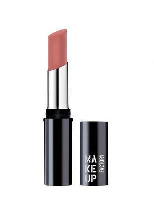 Помада для губ make up factory mat lip stylo 12