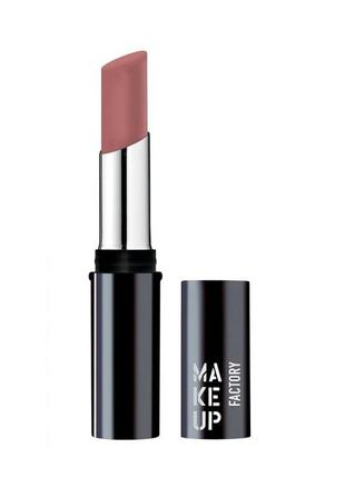 Помада для губ make up factory mat lip stylo 16