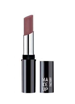 Помада для губ make up factory mat lip stylo 23