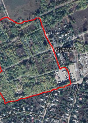 Продам ЦИКомплекс 10686 кв.м, 11.5 га  в Харькове