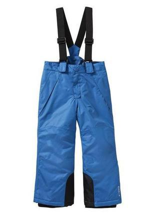 Лыжный полукомбинезон штаны lupilu 86/92 см