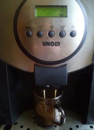 Кофемашина UNOLD