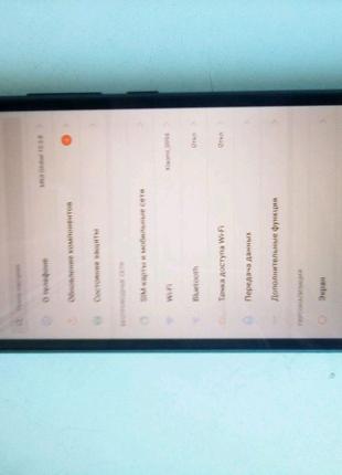 Xiaomi Redmi 6a Смартфон