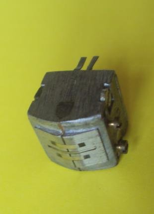 Головка катушечного магнитофона 6Д24