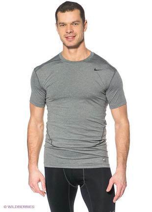 Nike pro combat мужская футболка nike