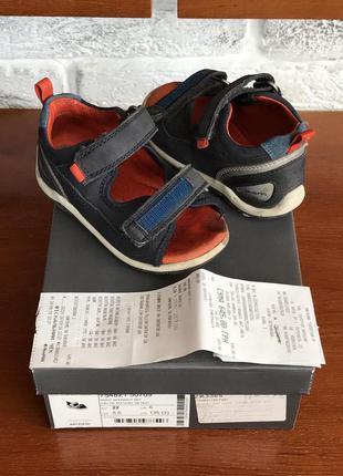 Сандалии босоножки ECCO Biom 22 Geox Chicco Clarks Skechers Crocs