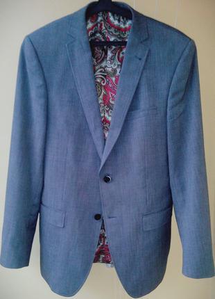 Стильный мужской пиджак Peter Van Holland