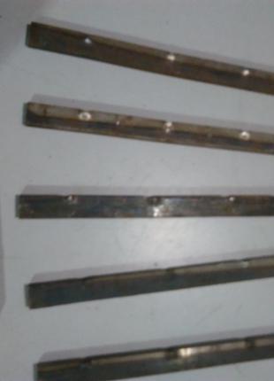Зеерные планки для шнековых маслопрессов