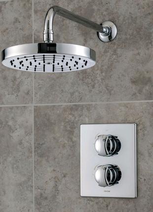 Верхний душ скрытый монтаж термостат TRITON Valona. Англия