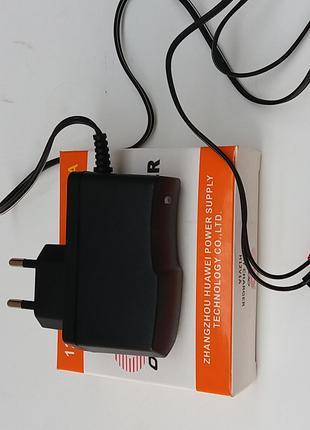 Зарядное устройство гелевых аккумуляторов скутер, мопед, мото.