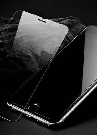 Распродажа! Качественное защитное стекло на iPhone 6+/6s+/6 плюс