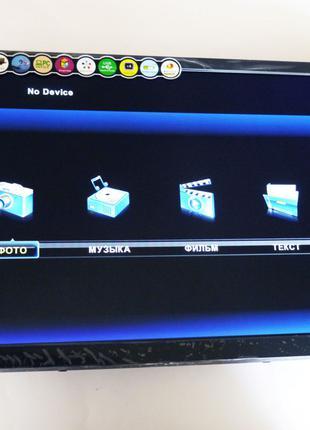 """LCD LED Телевизор 24"""" DVB - T2 12v/220v HDMI IN/USB/VGA/SCART"""