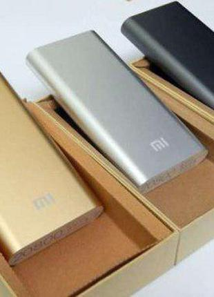 Power Bank Xiaomi 20800 mAh Внешний Аккумулятор