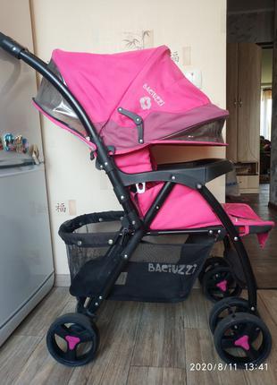 Детская прогулочная коляска Baciuzzi