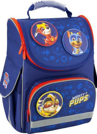 Рюкзак школьный Kite Education каркасний 501 PAW
