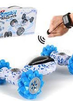 Трюковая машинка перевертыш Автомобиль 4WD Управление жестом