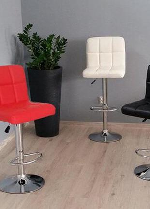 Барный стул Monro регулируемый (барний стілець Хокер для дому, ба