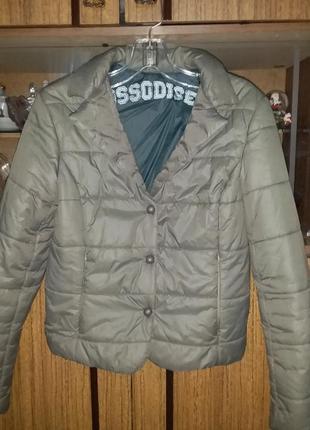 Демисезоная курточка италия !!!