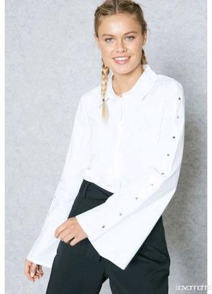 Блуза рубашка Missguided