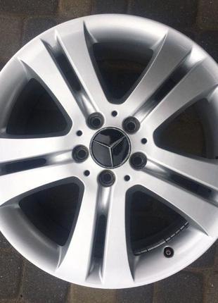 Диски вживані Mercedes ML R18 5x112x66,6 8J ET67. ОРИГІНАЛ!