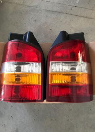 Стопы на Volkswagen Transporter T5