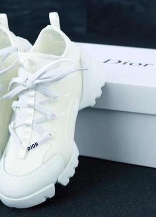 Шикарные стильные женские кожаные белые  кроссовки white.