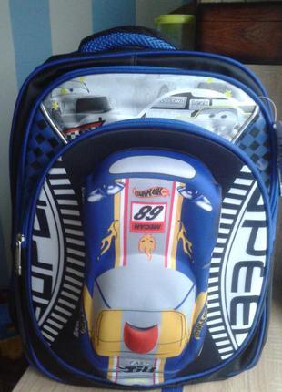 3д школьный рюкзак