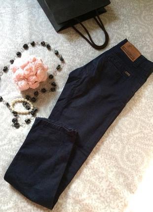 Джинсы-брюки beden в школу на мальчика черные размер 10