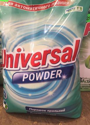 Универсальный стиральный порошок 9 кг