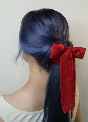 Аксессуар 4 в 1, новые резинки-трансформеры для волос,scrunchi...