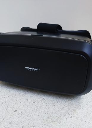 Очки виртуальной реальности virtual reality scope